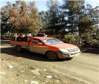 استغاثة من أهالي قرية بكفر الشيخ: «ارحمونا من سيارات نقل المواشي»