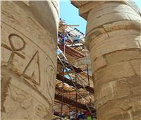 يعود إلى الملك تحتمس الثالث.. تفاصيل الكشف الأثري في معبد الكرنك