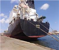 اقتصادية قناة السويس: 24 سفينة إجمالي الحركة الملاحية ببورسعيد