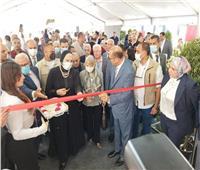 ٣ وزراء في صحبة «الغضبان» في افتتاح معرض «صنع في بورسعيد»