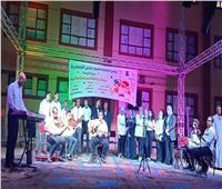 ثقافة المنيا تواصل فعاليات المسرح المتنقل ضمن «حياة كريمة» بقرية جريس