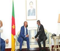 «رئيس كاف» يزور الكاميرون للاطمئنان على الاستعداد لاستضافة كأس الأمم الإفريقية