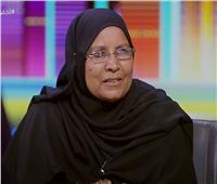 والدة «البياع الفصيح»: منذ وفاة والده وأنا أعمل وبفضل الله لم ينقصنا شيء| فيديو