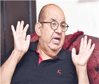 محمد التاجى: قبضة الرئيس مبارك سبب إنقاص وزنى!