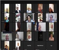 «قومى المرأة» يعقد اجتماعه الدورى لمناقشة نتائج اللقاء التدريبي
