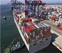 قناة السويس: 25 سفينة إجمالي الحركة الملاحية بموانئ بورسعيد