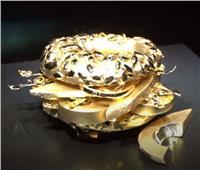 أغرب وأغلى الأعمال الفنية.. كعكة أفوكادو ذهبية بقيمة 2.5 مليون يورو | فيديو