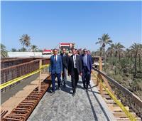 محافظ البحيرة يتفقد أعمال تطوير وإنشاء ميناء الصيد ومدينة رشيد الجديدة