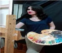 أسماء خورى: توجهيات الرئيس السيسى خطوة لإصلاح الفن التشكيلى فى مصر