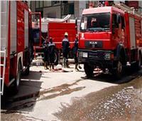 إخماد حريق داخل شقة سكنية بالعياط دون وقوع إصابات