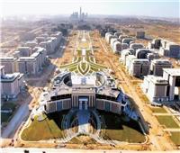 10 مجمعات وزارية تضم 35 مبنى.. ووضع اللمسات النهائية لأعمال التأثيث