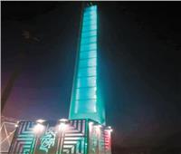 عصر الحداثة| برج محمول تشاركى لكل الشبكات.. وعمود إنارة ذكى يقدم 8 خدمات