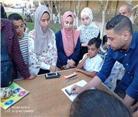 قافلة ثقافية ضمن «حياة كريمة» بقرية صول بالجيزة