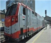 عودة حركة القطارات بالوجه القبلي بعد رفع قطار النوم بمحطة مصر