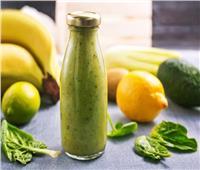 لرفع المناعة.. «سموذي الموز بالسبانخ والليمون»