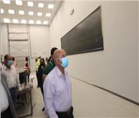 يضم 19 برجاً و 80 مزلقان  وزير النقل يتفقد مشروع تحديث خط «القاهرة- الاسكندرية»