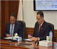 بروتوكول تعاون بين جامعة عين شمس ووزارة النقل لتدريب المهندسين