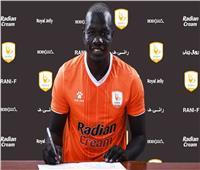 نادي فاركو يعلن التعاقد مع السوداني سيف تيري لمدة 3 مواسم