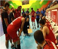 «رجال سلة الأهلي» على رأس المجموعة الثالثة في البطولة العربية