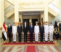 وزير الداخلية الليبي يشيد بالمستوى التعليمي والتدريبي بأكاديمية الشرطة