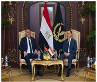وزير الداخلية الليبي: «الأمن المصري» متميز ووجهة تدريبية للكوادرالعربية