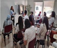 ورشة عمل لشباب المصريين الدارسين بالخارج في «المصري الألماني للوظائف»