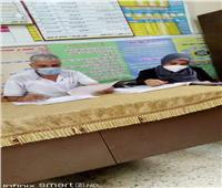 إحالة ٩٨ من العاملين بالمنشآت الخدمية والصحية للتحقيق بمركزي الدلنجات وشبراخيت
