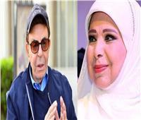 مديحة حمدي تعتذر عن خبر وفاة سمير صبري