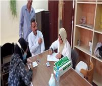 محافظ المنيا يناشد المواطنين التسجيل لتلقي لقاح كورونا