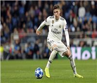فالفيردي يعود لتدريبات ريال مدريد قبل مواجهة مايوركا