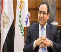 شعراوي ورئيس المركزي للإدارة يبحثان التنسيق بشأن البرامج والدورات التدريبية