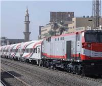 حركة القطارات  90 دقيقة متوسط التأخيرات بين «القاهرة والإسكندرية»