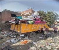 إزالة 671 عقارًا من عزبة أبو قرن العشوائية ونقل 1741 أسرة لمدينة معا