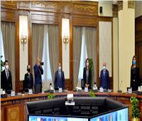 مجلس الوزراء يقف دقيقة حدادًا على روح المشير طنطاوي   فيديو