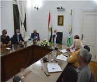 محافظ الجيزة يتابع الموقف التنفيذي لأعمال تطوير وتوسعة شارع مراد