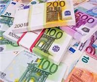 اليورو يحقق 18.47 جنيه في منتصف تعاملات اليوم