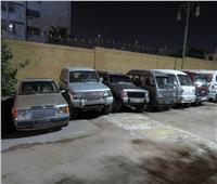 ضبط تشكيل عصابي لسرقة السيارات بالسلام| صور