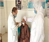 صحة المنيا تقدم الخدمات الطبية والعلاجية لـ 1678 مواطنا