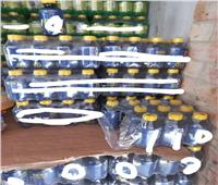 الرقابة التجارية تضبط كميات كبيرة من مشروبات الطاقة ببورسعيد