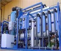 إنشاء 38 محطة لتحلية مياه البحر في 12 محافظة