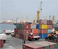 حركة تداول الشاحنات والبضائع اليوم بهيئة ميناء الإسكندرية البحري