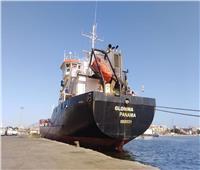 اقتصادية قناة السويس: شحن 4300 طن صودا كاوية وتفريغ 5790 طن رخام
