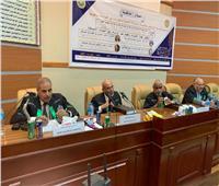 رئيس جامعة الأزهر يناقش رسالة دكتوراة في القراءات بكلية القرآن الكريم بطنطا