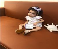 بعد وفاتها.. 10 محطات في رحلة كفاح الطفلة «ليال» المريضة بضمور العضلات
