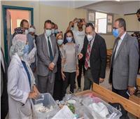 نائبة محافظ الإسكندرية تشارك في قافلة وطبية لقرى «حياة كريمة»