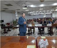 برنامج «القيادة والتأثير» لتأهيل القيادات يواصل فعالياته بجامعة بنها