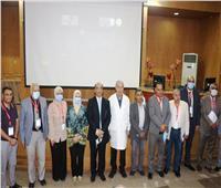 افتتاح المؤتمر الدولي السنويالـ11 لوحدة أمراض الكلى بجامعة المنصورة