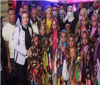 وزيرة التضامنتشيد بالمشاركة المتميزة لفتيات سيوة في معرض «ديارنا»