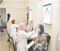 بدء الكشف الطبى على الطلاب الجدد بالجامعات الحكومية