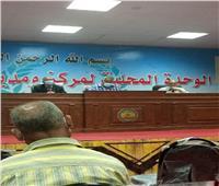 رئيس مدينة الفرافرة يوجه بتقديم الدعم المعنوي والمادي لقطاع التعليم